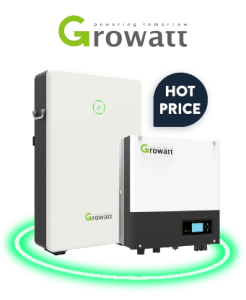 Growatt Solar Battery Storage