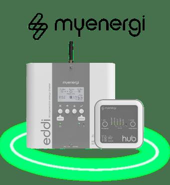 Myenergi Eddi And Hub Installer
