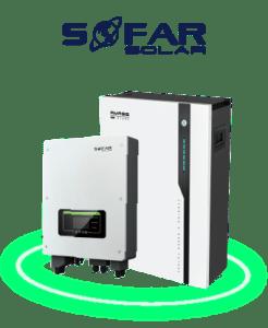 Sofar Amass Solar Battery Storage