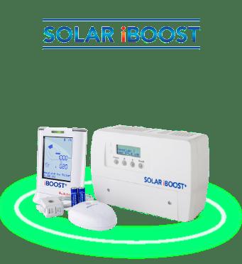 Solar iBoost Immersion Optimiser