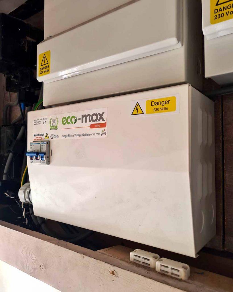 Eco Max Voltage Optimiser
