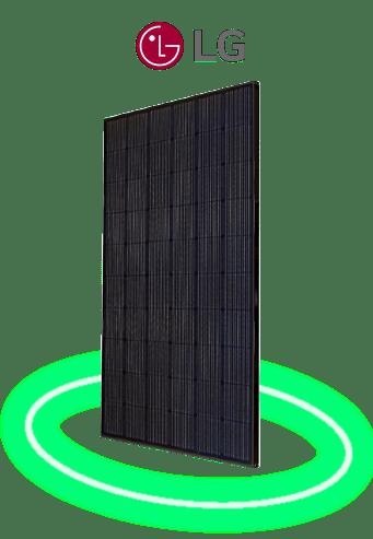 355W LG Solar Panel