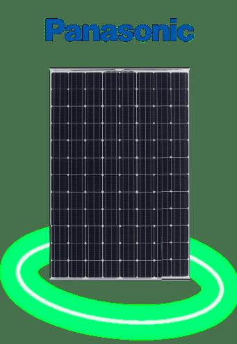 330W Panasonic Solar Panels