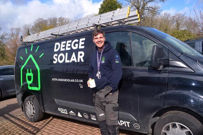 David Norman Deege Solar