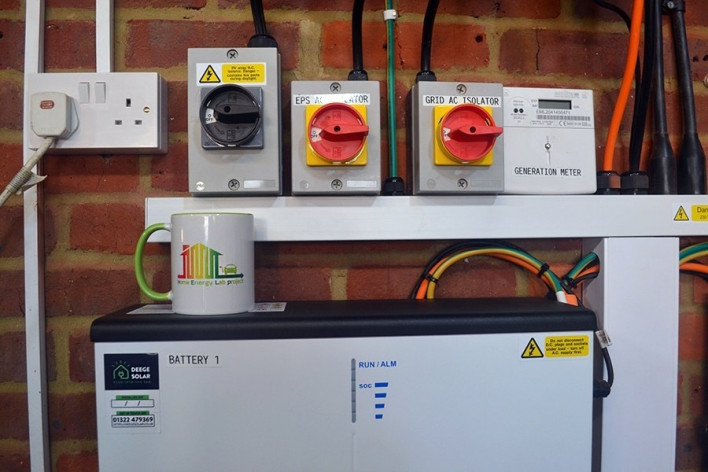 Home Energy Lab Project